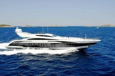 Leopard 46. 5 + 1 cabins. 10 + 2 berths. Available for charter in Monaco and Seychelles.