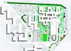 Gallery of CREO ARKITEKTER and WE architecture Shares First Prize for Danish Psychiatric Hospital - 11