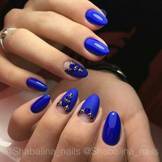 Creative Nail Designs, Creative Nails, Nail Art Designs, 3d Nails, Blue Nails, Glitter Nails, Acrylic Nail Shapes, Acrylic Nails, Party Nails