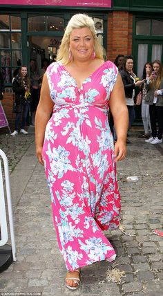 good out x new concept super popular 87 Best Gemma Collins clothes images | Gemma collins clothes ...