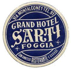 Grand Hotel Sarti