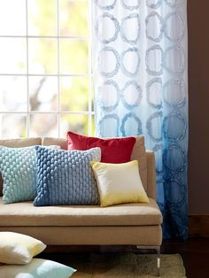 Oh, Ombre! Ombre dying:  diy tutorial with Fiber Reactive Dyes by Better Homes and Gardens