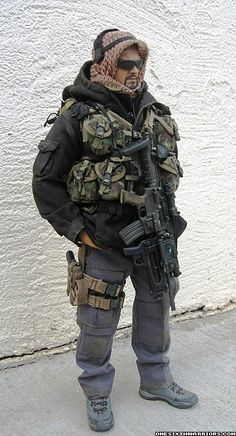 Airsoft, Military Action Figures, Custom Action Figures, Military Gear, Military Police, Special Forces Gear, Men In Uniform, Action Poses, Figure Model
