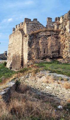 Castle in Thessaloniki, Greece