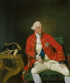 Peter McCandless, History and Other Stuff: Mad King George Olive Branch Petition, Joseph, Royal Collection Trust, American Revolutionary War, American War, Queen Of England, Portraits, Inevitable, British History