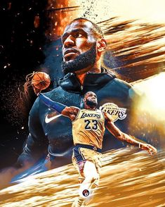 is coming throughYou can find Nba players and more on our website. Lebron James Basketball, Mvp Basketball, King Lebron James, Lebron James Lakers, Michael Jordan Basketball, Basketball Legends, King James, Basketball History, Basketball Shirts