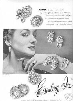 Vintage Eisenberg jewelry
