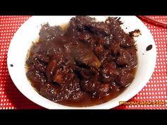 Pork Dinuguan - PinoyChow.com