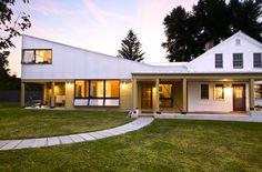 modern farm house