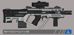 Quicksilver Industries: 'Silverback' ABR by Shockwave9001.deviantart.com on @DeviantArt