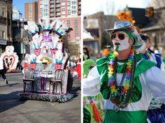 mummer's day parade - philadelphia