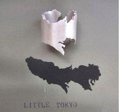 Кольцо карта Токио