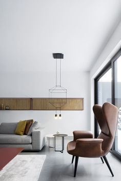 Christophe Colomb residential project in Montreal by Manon Belanger, featuring Wireflow sculptural pendant, designed by Arik Levy for Vibia. Photo by Adrien Williams. http://www.vibia.com/en/wireflow-volumetric-hanging-lamps/?utm_source=social&utm_medium=pinterest&utm_campaign=wiref_christophe_colomb_prj&utm_content=pint_homeutm_term=