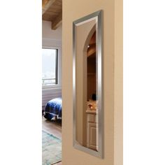 American Made Rayne Petite 19.5 x 58.5-inch Slender Body Mirror