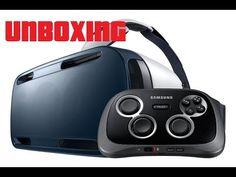 Samsung Gear VR Unboxing with Oculus Rift DK 2 Comparison