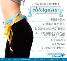 Como adelgazar fácil con estos trucos  http://www.bienestarfitness.com/blog/adelgazar/7-consejos-adelgazar/