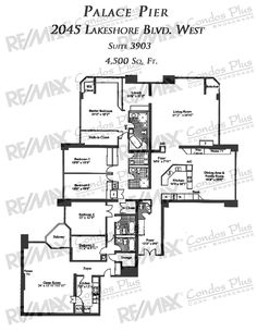 Palace Pier, Toronto, ON Toronto Canada, Palace, Floor Plans, Houses, How To Plan, Count, Homes, Palaces, House
