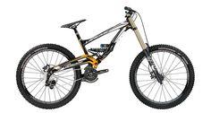 Downhill Bike Lapierre DH Team 920 Carbon (2012)