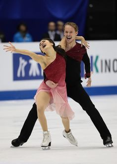 Madison CHOCK/Evan BATES(USA) Ice Dance Free EOS-1D X Mark II,EF200-400mm f/4L IS USM,F4.0,1/1250sec,ISO8000 (c)M.Sugawara/JapanSports