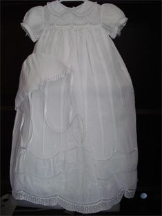 baby girl christening gowns | Feltman Brothers Baby Girl Christening Gown Baptism Set