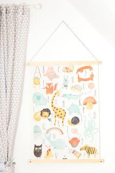 Babyzimmer für einen Jungen einrichten - Auswahl Babybett und Matratze   relleomein.de
