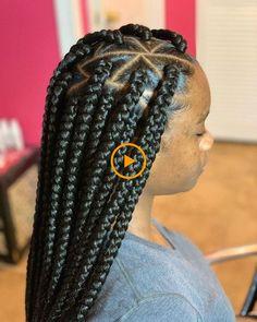 Bonnie Braided Hairstyles for Ladies - DarlingNaija Natural Braided Hairstyles, Natural Hair Braids, Short Hair Updo, Braided Hairstyles Tutorials, Natural Hair Styles, Braided Mohawk, Black Hairstyle, Braid Hair, Sporty Hairstyles