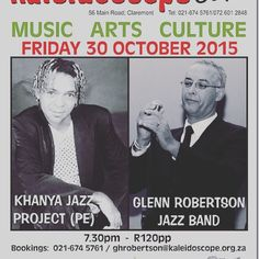 #music #arts #culture at Kaleidoscope Cafe with @grobertson_hp @glennhrobertson and Khanya #jazz Project