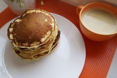 pancakes, clatite americane, reteta clatite americane, clatite pufoase Nutella, Pancakes, Breakfast, Food, Morning Coffee, Eten, Meals, Pancake, Morning Breakfast