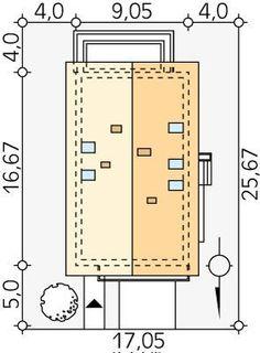Projekt domu MT Amarylis 4 paliwo stałe CE - DOM - gotowy koszt budowy Kitchen Design, Floor Plans, House Design, Design Of Kitchen, Architecture Design, House Plans, Home Design, Floor Plan Drawing, House Floor Plans
