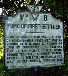 Home of the First Settler