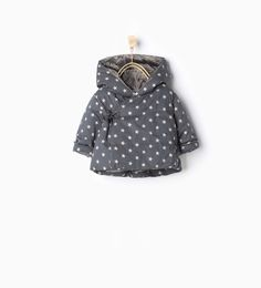 Star parka-Coats-Mini | 0-12 months-KIDS | ZARA United States