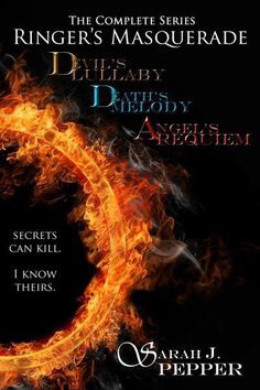 My Review of THE DEVIL'S LULLABY (The Ringer's Masquerade Series1) by SARAH J. PEPPER