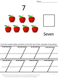 Worksheets Special Ed Worksheets posts number worksheets and pre k on pinterest