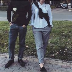 Boy And Girl Best Friends, Casual Hijab Outfit, Cute Couple Pictures, Big Love, Best Couple, Gentleman Style, Stylish Girl, Streetwear Fashion, Peace And Love