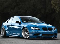 BMW M3 ready to race #CarFlash