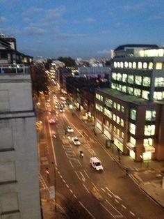 London. Vista. #esanochedeverano