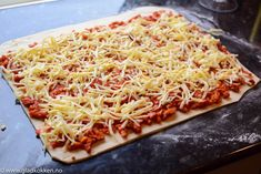 Vegetable Pizza, Spaghetti, Vegetables, Ethnic Recipes, Food, Cabin, Essen, Cabins, Vegetable Recipes