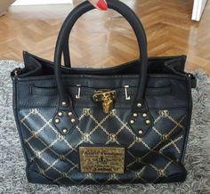 6ded7864f410b Torebka torba shopper bag Paul's Boutiq Oryginalna Czarna kłódka Mysłowice  - image 1