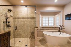 Morrell Construction  Bathroom Remodel · Fort WorthBathroom ...