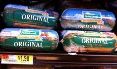 Walmart: Farmland Pork Sausage only $.98 with printable coupon!
