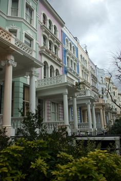 London: Notting Hill L O V E this place!!