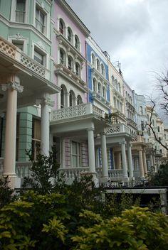 London: Notting Hill L O V E  this place!!