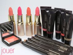 What's New: jouer Cosmetics Spring 2013 Collection