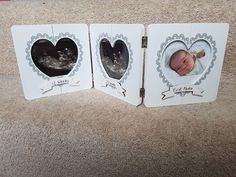 Gifts For Girls, Gifts For Dad, Baby Scan Frame, Customized Gifts, Personalized Gifts, Photo Scan, Etsy Handmade, Handmade Gifts, Baby Makes