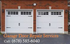 Benefits of Availing Garage Door services in Atlanta, GA-  The garage door springs are the main components that does actually almost all the work in a garage door, due to continuous use it is bound to weaken and eventually breaking.