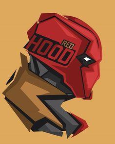 Red hood!!!