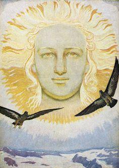 Jugend magazine cover art, by Richard Schaupp, 1905 Cover Art, Vintage Posters, Vintage Art, Art Nouveau, Art Deco, Kunst Poster, Magazine Art, Magazine Covers, Advertising Poster