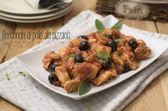I bocconcini di pollo alla pizzaiola sono un secondo piatto tenero e molto saporito. E' una ricetta facilissima e veloce da realizzare.
