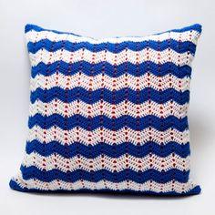 almofadas coloridas croche em barbante - Pesquisa Google