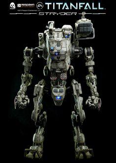 Titanfall Stryder by ThreeZero | 玩具店